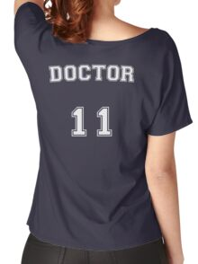 Doctor # 11 Women's Relaxed Fit T-Shirt