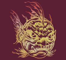 Bright Fish Face Monster 2013 by magnus2013