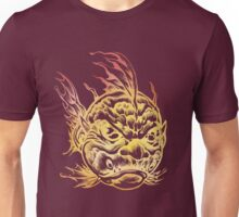 Bright Fish Face Monster 2013 Unisex T-Shirt