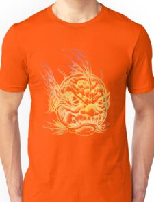 Bright Fish Face Monster 2013 Unisex T-Shirt
