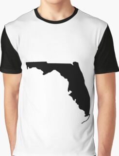 American State of Florida Graphic T-Shirt