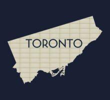 Toronto TTC Yellow Tile Tee T-Shirt