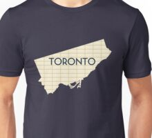Toronto TTC Yellow Tile Tee Unisex T-Shirt