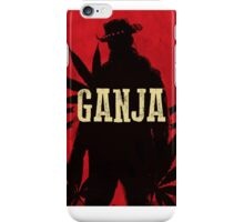 Ganja_Unchained iPhone Case/Skin