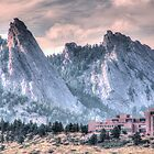 NCAR* and The Flatirons by Gregory J Summers