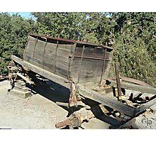 """Water Wagon"" 1908 - 1930 Photographic Print"