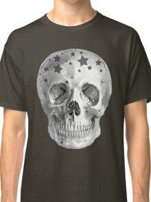 Albinus Skull 06 - Wannabe Star - White Background Classic T-Shirt