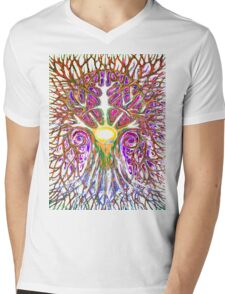 Fulfilment Mens V-Neck T-Shirt