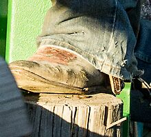 Well Worn Wranglers by lincolngraham