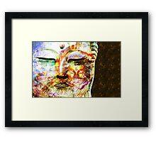 Buddha, Baby Framed Print