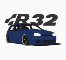 Blue MKIV R32 by VolkWear