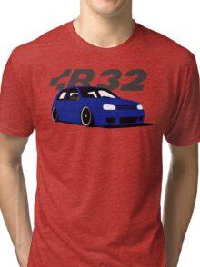 Blue MKIV R32 Tri-blend T-Shirt