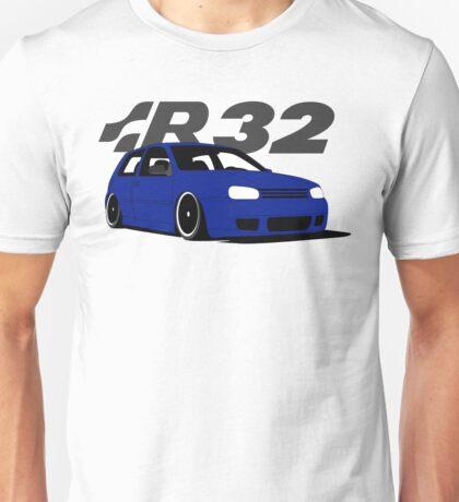 Blue MKIV R32 Unisex T-Shirt
