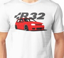 Red MKIV R32 Unisex T-Shirt