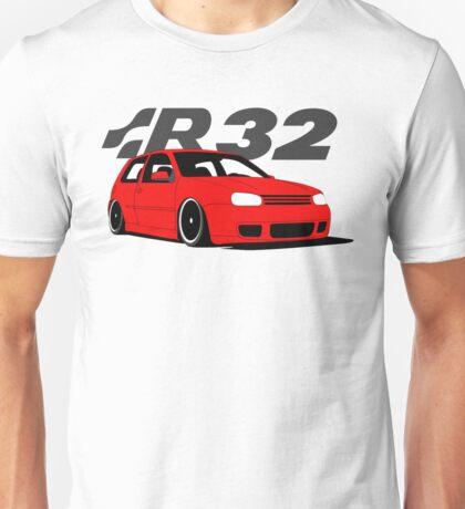 Red MKIV R32 Unisex T-Shirt