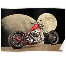 Chopper Two Moons Poster