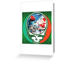Have a holly jolly grateful Christmas.  Greeting Card
