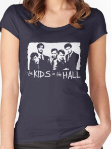 The Kids In The Hall Women's Fitted Scoop T-Shirt