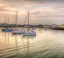 Isle of Whithorn by derekbeattie