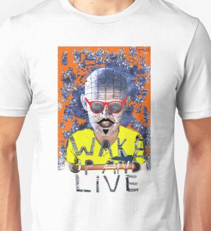 Hipster Pinhead Unisex T-Shirt