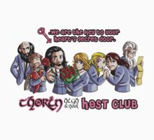 Thorin High School Host Club by Liz Staley