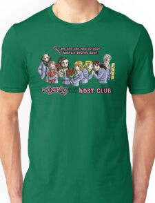 Thorin High School Host Club Unisex T-Shirt