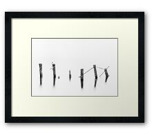 Transient Insignificance 2 Framed Print
