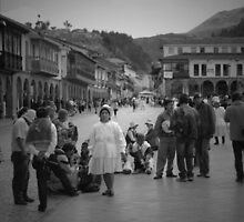 Local Festival in Cusco - Peru by MikeMcM