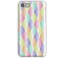 Diamond Pastel iPhone Case iPhone Case/Skin