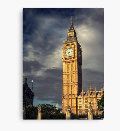 Big Ben 4 Canvas Print
