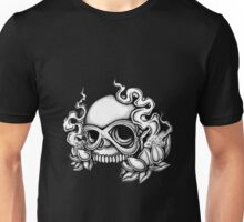 Skull Tattoo Flash Unisex T-Shirt