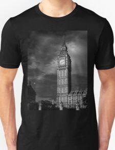Big Ben 4 B&W T-Shirt
