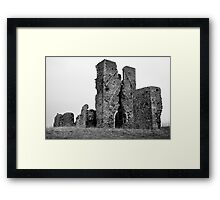 Ruined Church of St James, Bawsey Framed Print