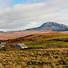 Bunnahabhain distillery Panorama by Jaime Pharr