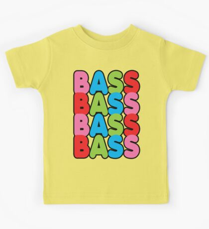 Bass Kids Tee