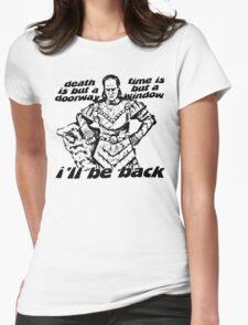 He's Vigo! Womens Fitted T-Shirt