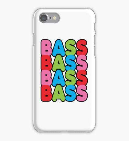 Bass iPhone Case/Skin