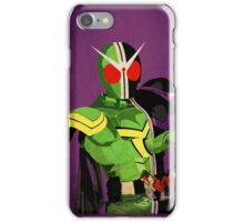 Kamen Rider W iPhone Case/Skin