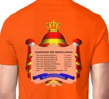2013 Koninkrijk Nederland Unisex T-Shirt