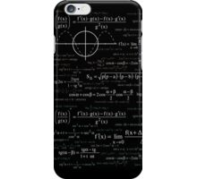 Math formula iPhone Case/Skin