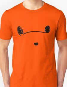 Panda Goes Shoot Unisex T-Shirt