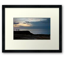 "Say ""Cheese!"" Framed Print"