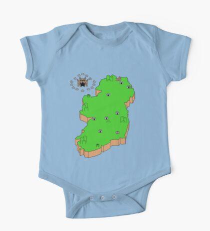 Mario's Emerald Isle Kids Clothes
