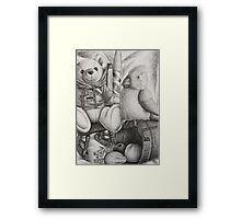 Animal Still Life Framed Print
