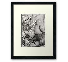 Animal Still Life Framed Print