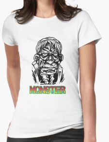 Monster Man 2013 Womens Fitted T-Shirt
