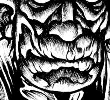 Monster Man 2013 Sticker