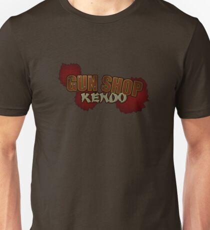 Kendos Gun Shop Unisex T-Shirt