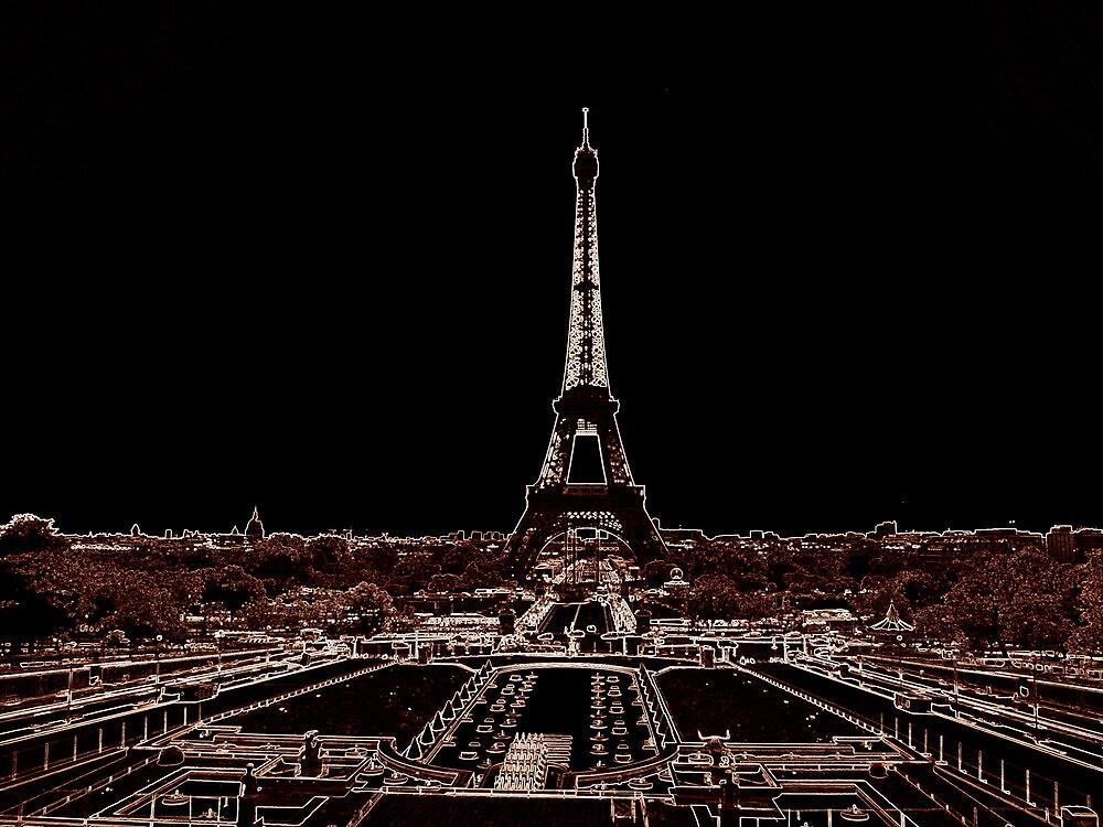 Paris by Sandra Pearson