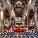 St Mary The Virgin Church - Nave by Yhun Suarez